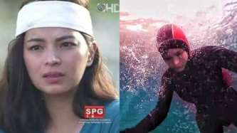 How did Angel Locsin's The General's Daughter pilot episode fare in ratings game?