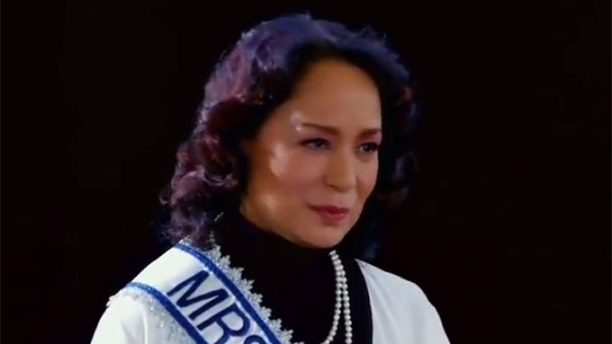 Gloria Diaz joins ABS-CBN series after short GMA-7 stint