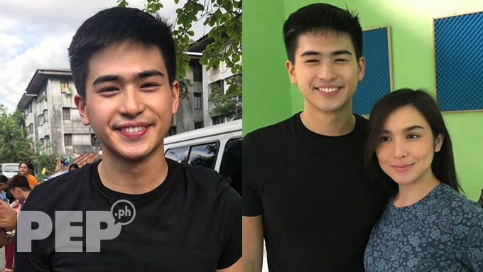 Manolo passes audition to become Kyline's leading man