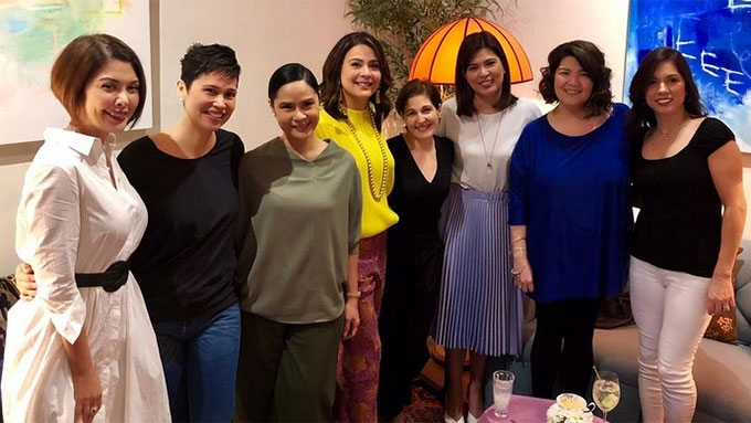 Dawn Zulueta leads GMA Supershow reunion
