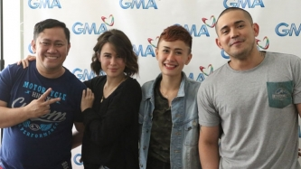 Chariz on joining Bubble Gang: