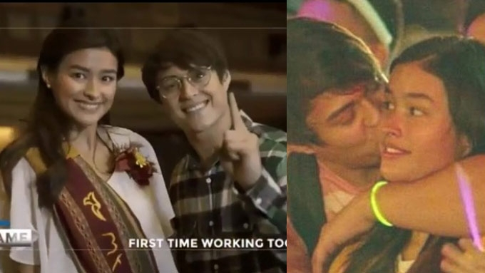 How much did LizQuen movie Alone Together earn in two days?