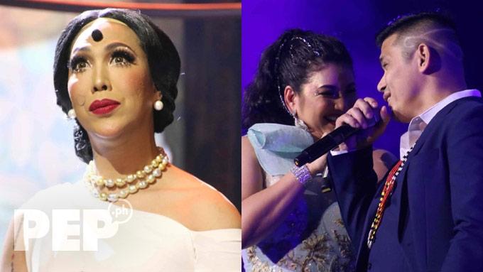 Vice Ganda asks Karla Estrada: