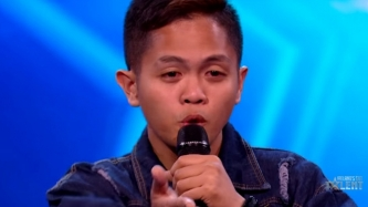 Filipino nurse Rodelle Borja gets standing ovation in Ireland's Got Talent
