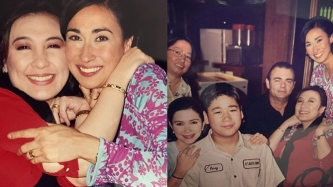 Cherie Gil posts throwback photo with Sharon Cuneta, Dina Bonnevie