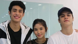 Ronnie Alonte, Loisa Andalio to top-bill VKJ sequel with Donny Pangilinan