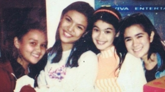 Ciara Sotto posts '90s throwback photo with Anne Curtis, TGIS batchmates