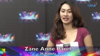 Former Eat Bulaga contestant Zane Parel auditions for StarStruck