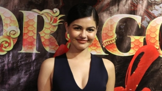 Janine Gutierrez used to go home early to watch Tom Rodriguez in this show