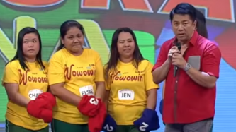 Willie Revillame stops Wowowin game for this reason