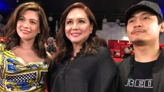 Charo Santos, Mikhail Red comment on slump experienced by Pinoy movies