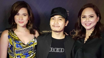 Bea Alonzo comes first in movie billing of Eerie; Charo Santos-Concio gives her reaction