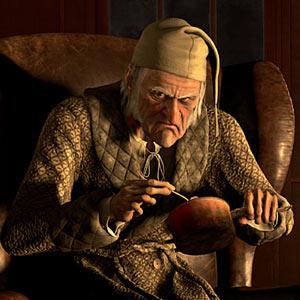 Jim Carrey is Scrooge in Disney's A Christmas Carol | PEP.ph