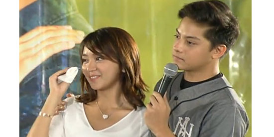 Kathniel shes dating the gangster photos