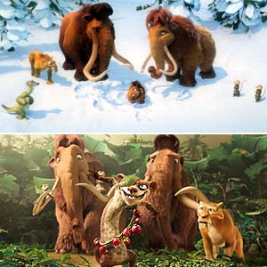 Ice Age Dawn Of The Dinosaurs Baby Dinos