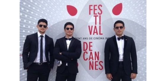 Piolo and Gerald-starrer, OTJ, gets standing ovation in Cannes