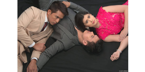Dennis Trillo and Tom Rodriguez are cast as gay lovers