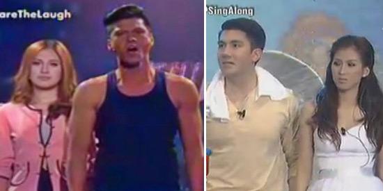 <strong>BATTLE OF NOONTIME SHOWS:</strong> <em>ASAP</em> versus <em>Sunday Pinasaya</em> comedy routines