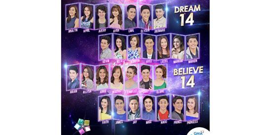 starstruck batch 2 contestants
