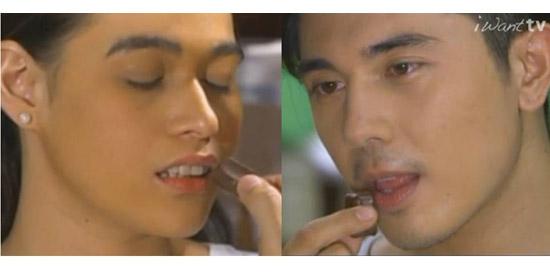How did Sana Bukas Pa Ang Kahapon fare in the ratings game?