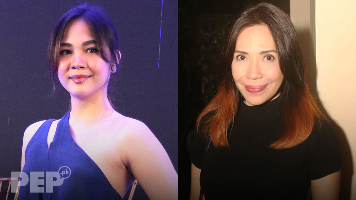 Janella Salvador on better terms with mom Jenine Desiderio