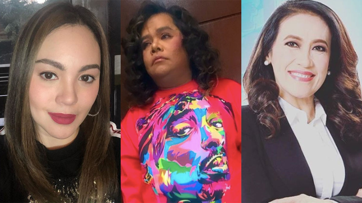 Claudine Barretto, Ai-Ai delas Alas, Pokwang, other celebs grieve over Chokoleit's death