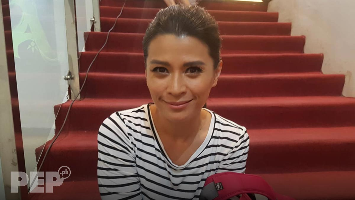 Mylene Dizon, hindi gustong makatrabaho si John Estrada sa GMA-7
