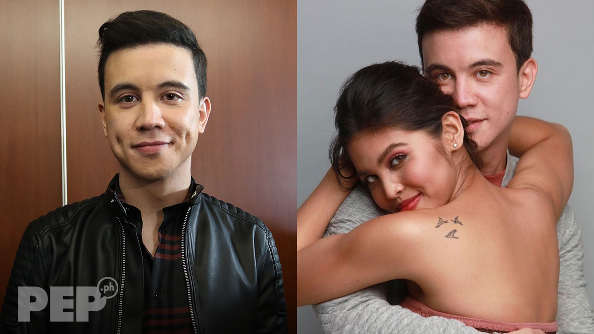 Arjo Atayde reacts to Maine Mendoza's admission about their dating status