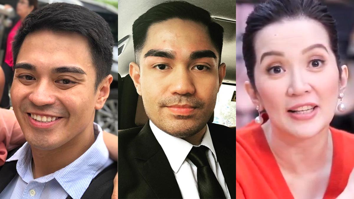Falcis brothers claim Kris Aquino out to snuff their lives