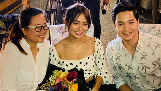 Alden on working with Kathryn: