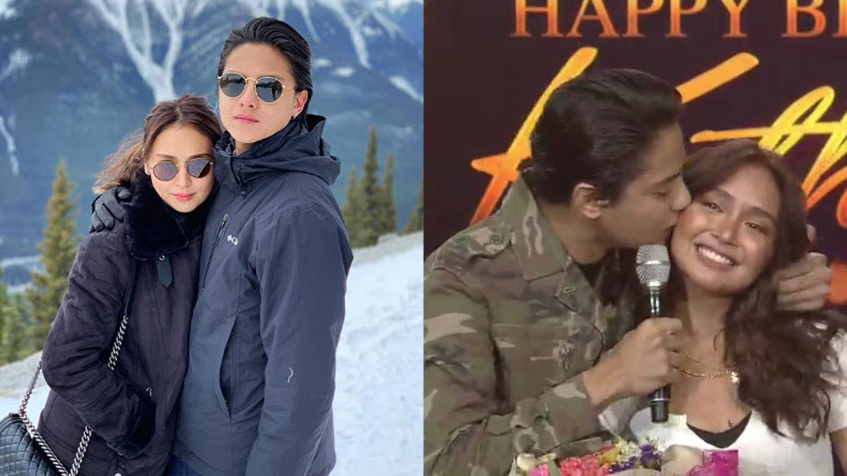 Daniel Padilla to Kathryn Bernardo: 'I love you Bal'