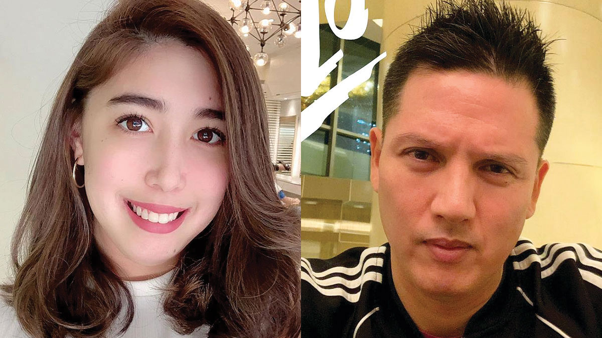Dani Barretto not on good terms with dad Kier Legaspi