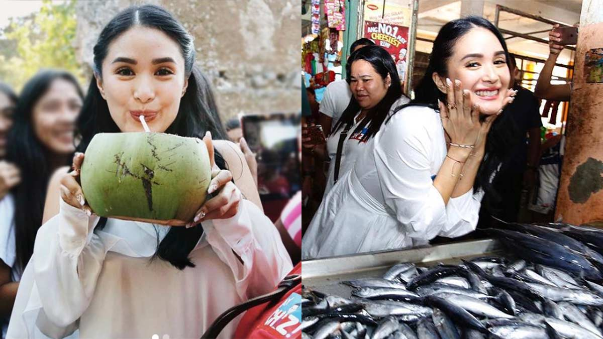 "Heart Evangelista answers bashers calling her ""plastic, walang sincerity"""