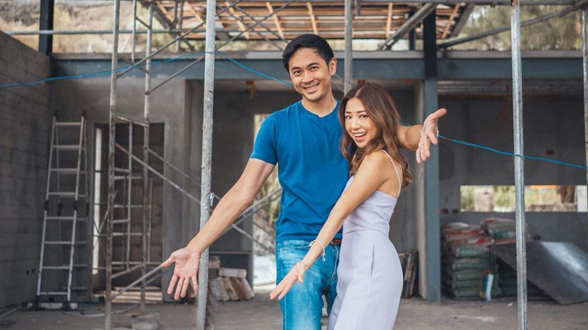 Sneak peek of Slater Young and Kryz Uy's future home in Cebu