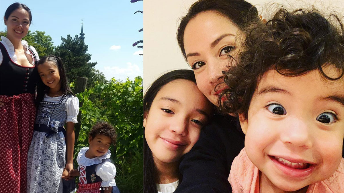 Cindy Kurleto says Cassiopea role endeared her more to her first child