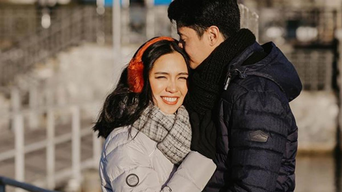 Aicelle Santos and Mark Zambrano hold prenup shoot in Switzerland