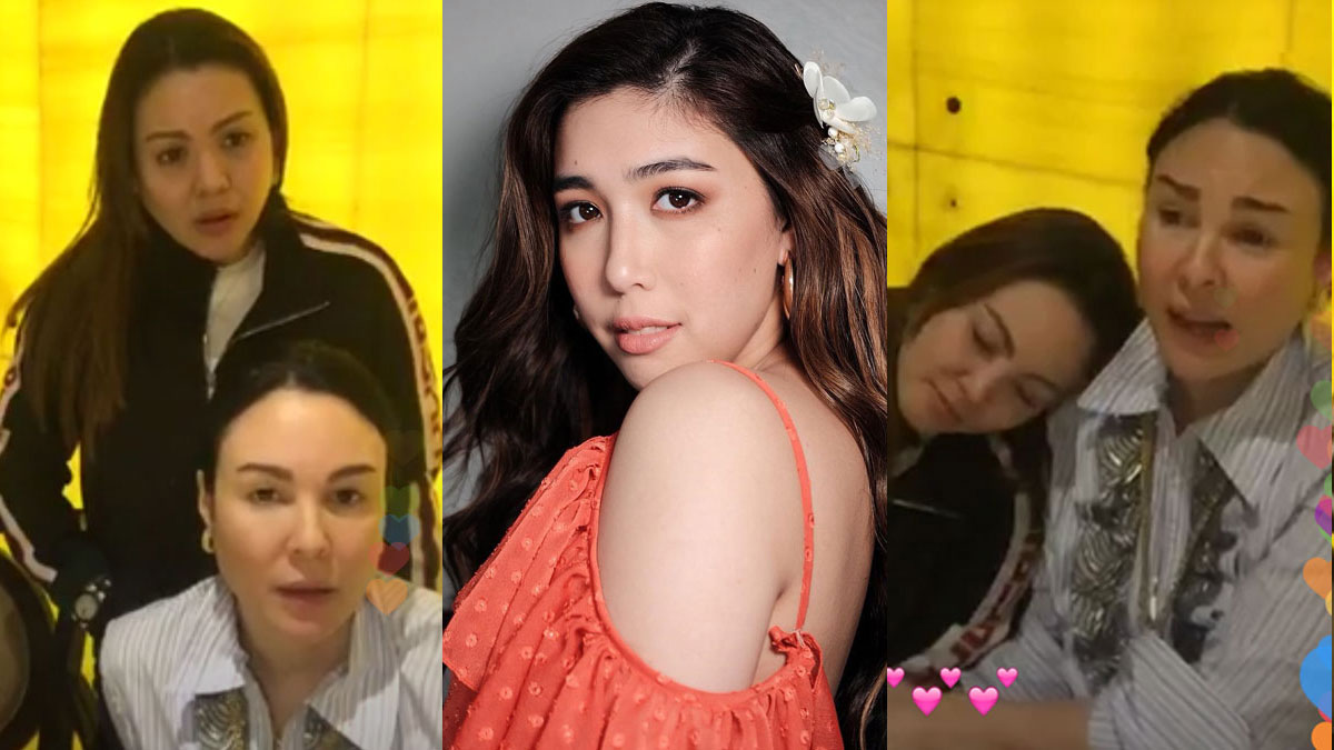 Gretchen Barretto reminds niece Dani Barretto how she was raised