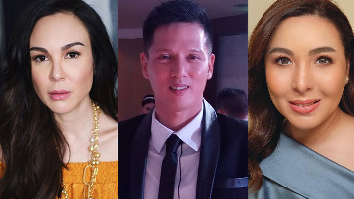 Gretchen Barretto defends Kier Legaspi; takes a swipe at sister Marjorie