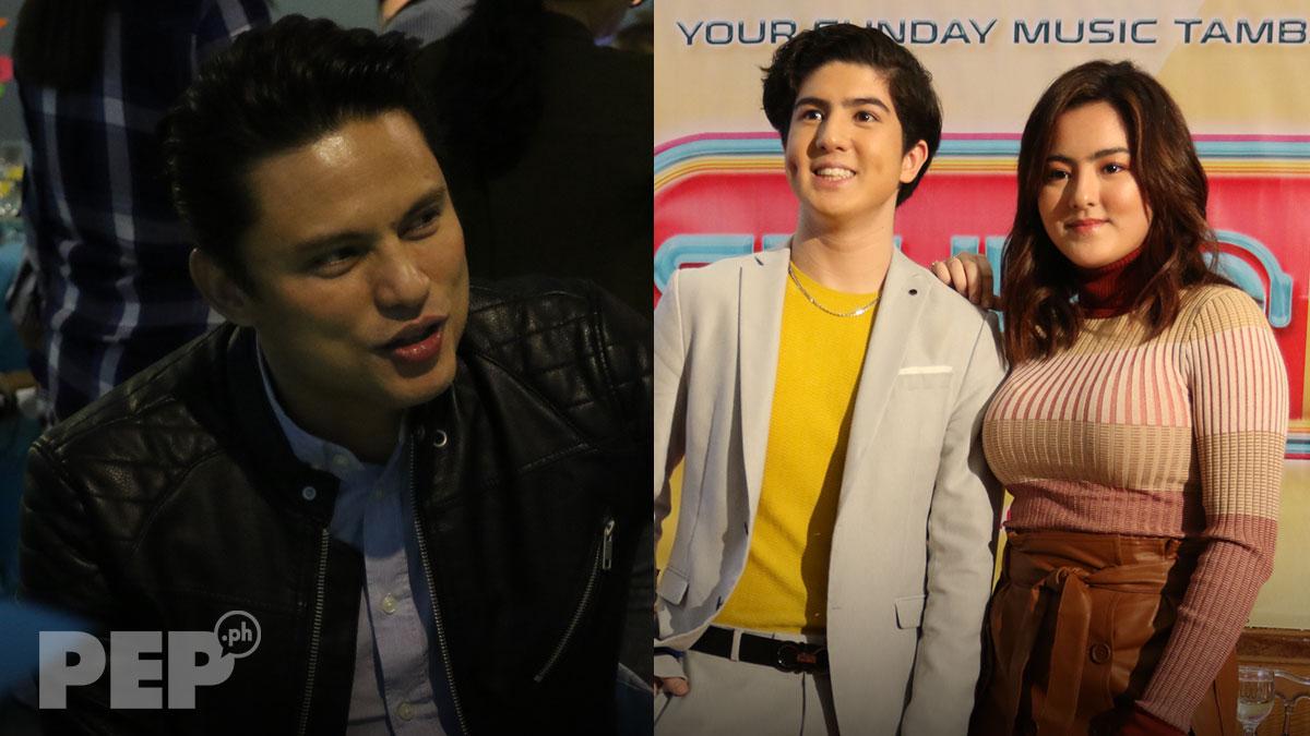 Zoren Legaspi gets frustrated over indecisiveness of twins Mavy, Cassy