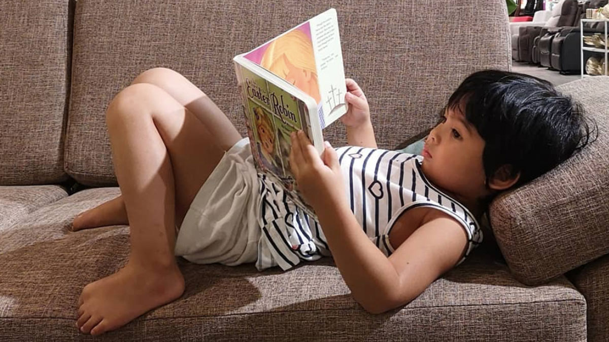 Jennica Uytingco affirms gadget is not the solution to a child's tantrum