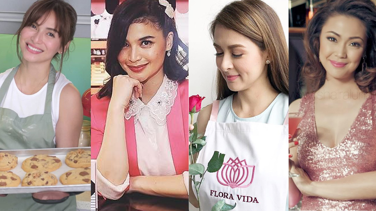 WATCH: 10 Successful Pinay Celeb Entrepreneurs in their 30s