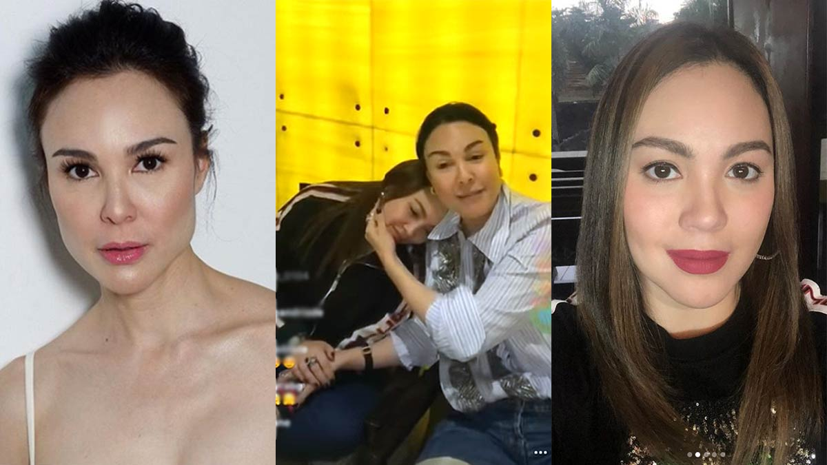 Gretchen Barretto opens up about reconciliation with sister Claudine Barretto
