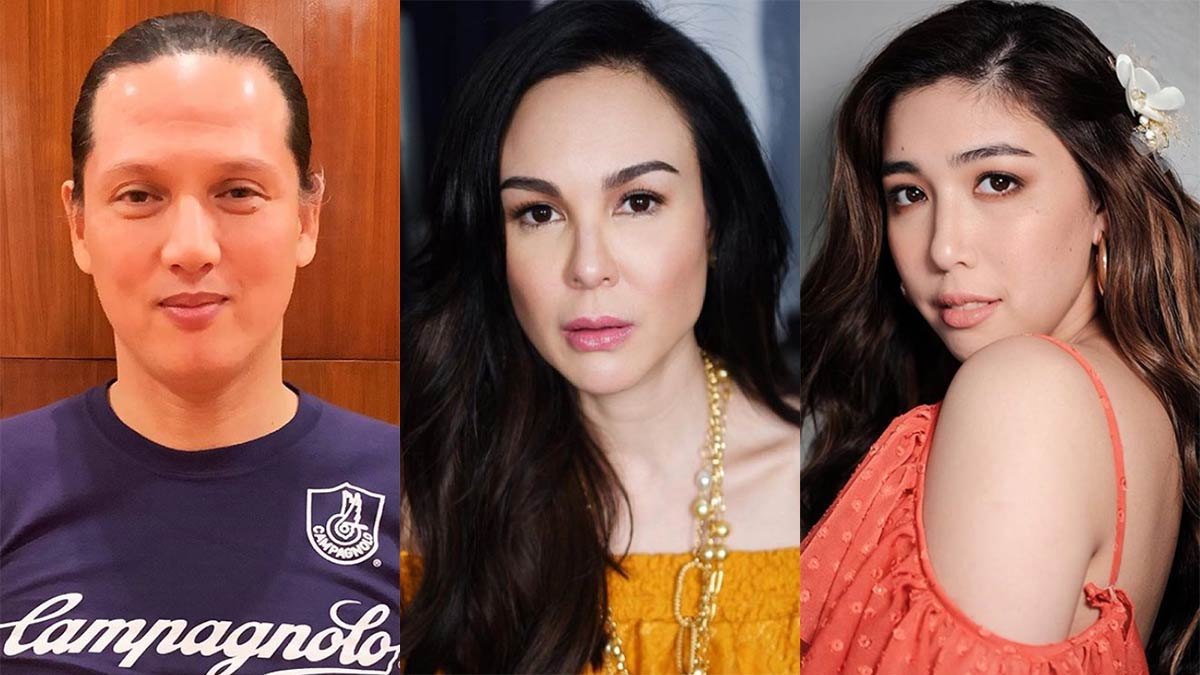 Kier Legaspi thanks Gretchen Barretto for defending him in issue with Dani