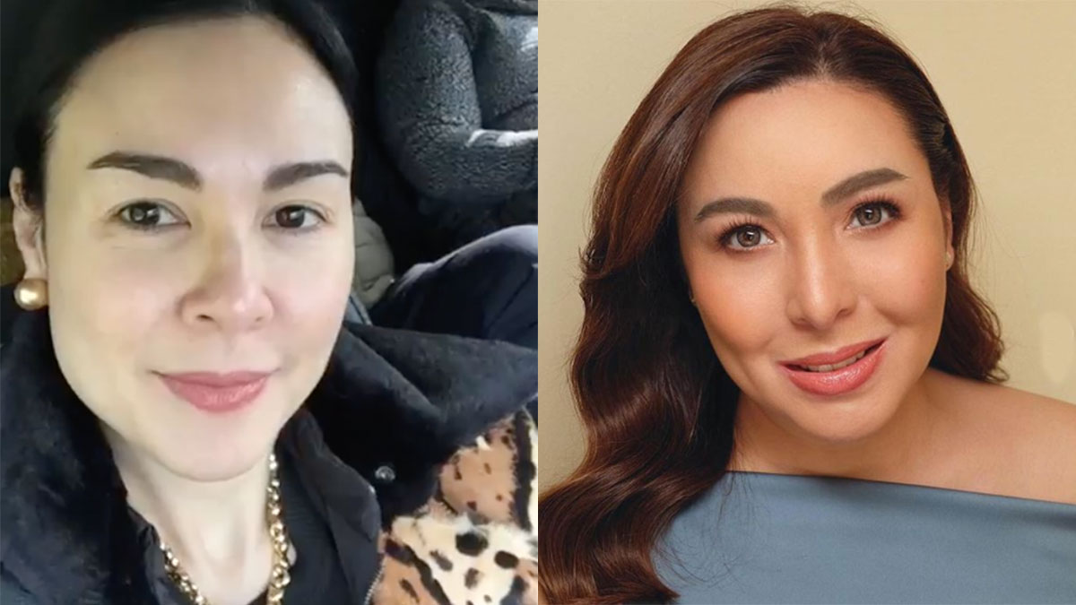Gretchen Barretto on fixing relationship with sister Marjorie: