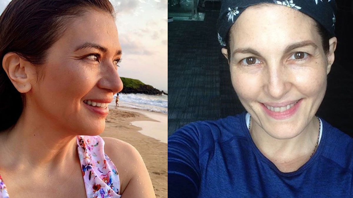 We're loving how these actresses in their 50s are slaying the no-makeup look