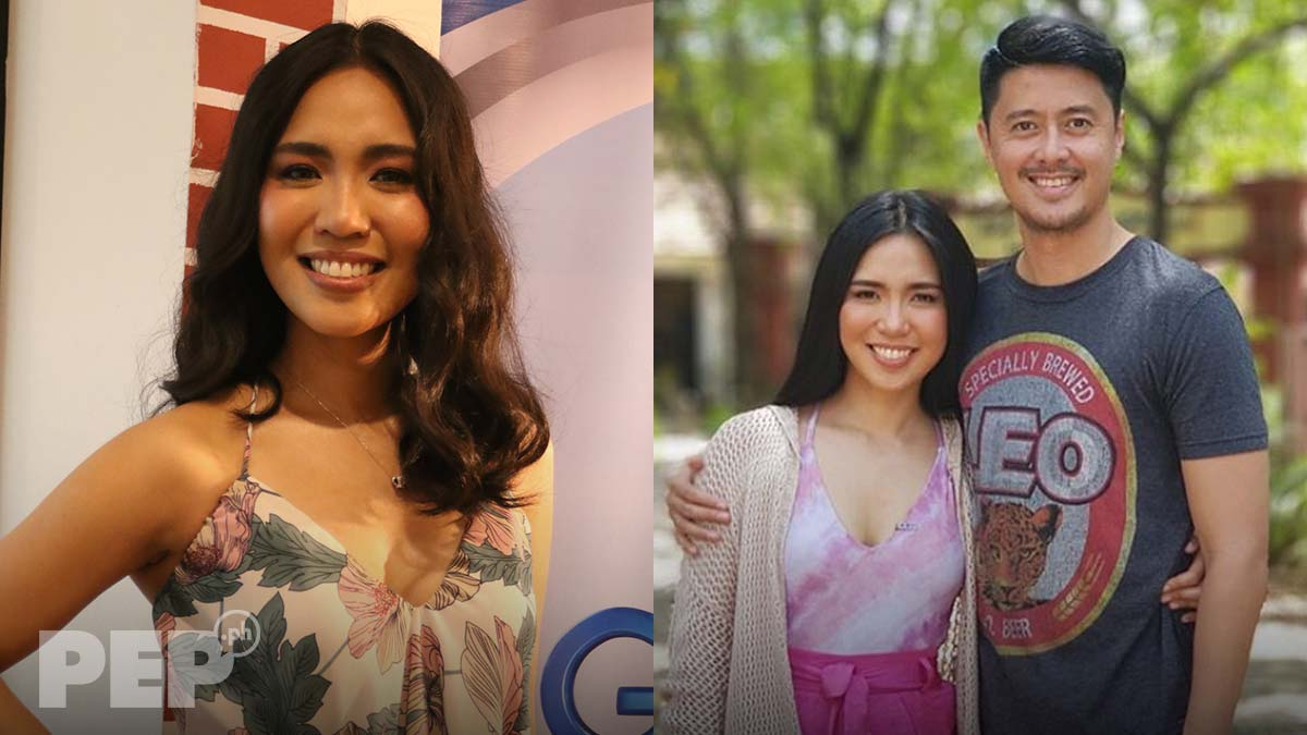 Aicelle Santos still on engagement high with Mark Zambrano