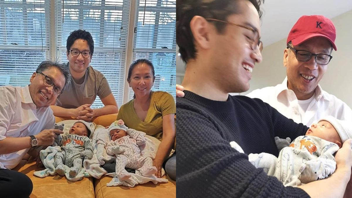 Paolo Roxas finally meets half-siblings Pepe and Pilar