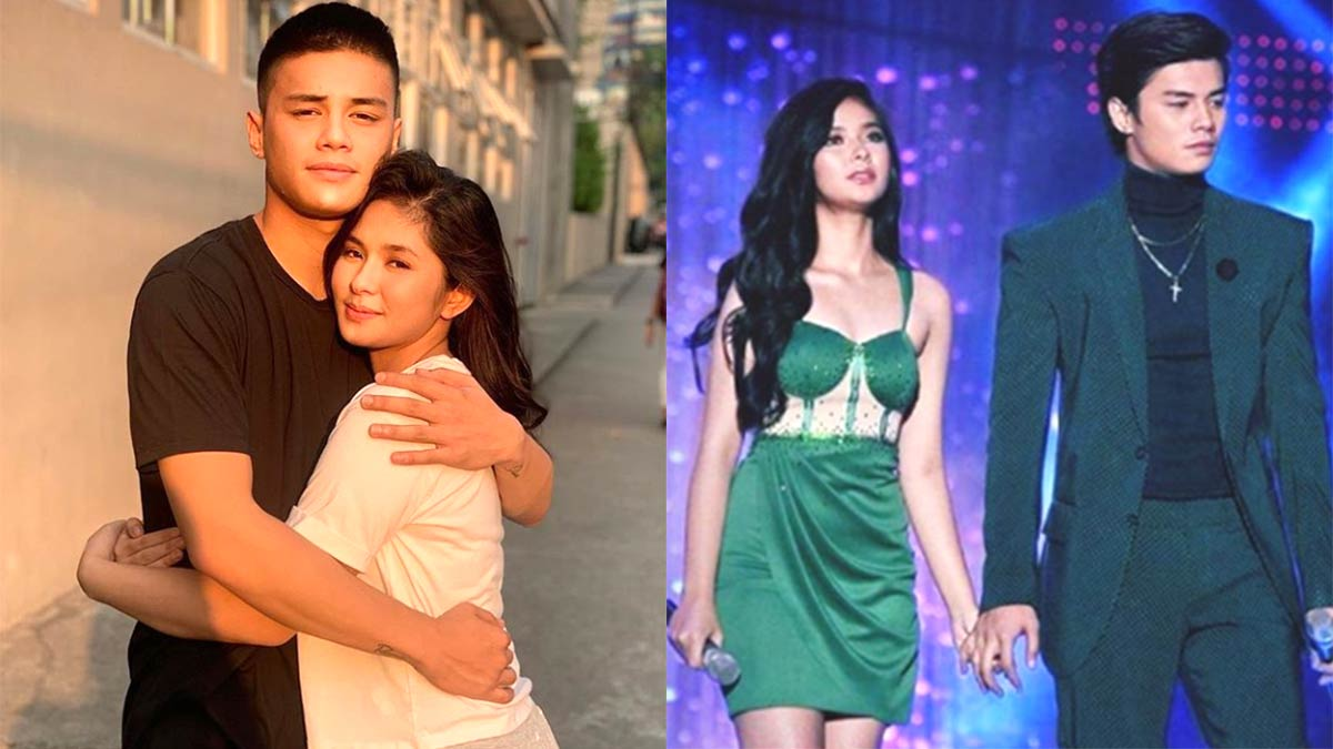 Ronnie Alonte explains why he has no new photos with girlfriend Loisa Andalio