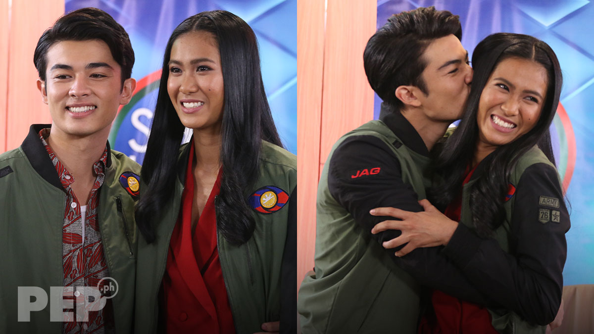 Lou and Andre of PBB Otso recall torrid kiss; defend relationship from allegations of being