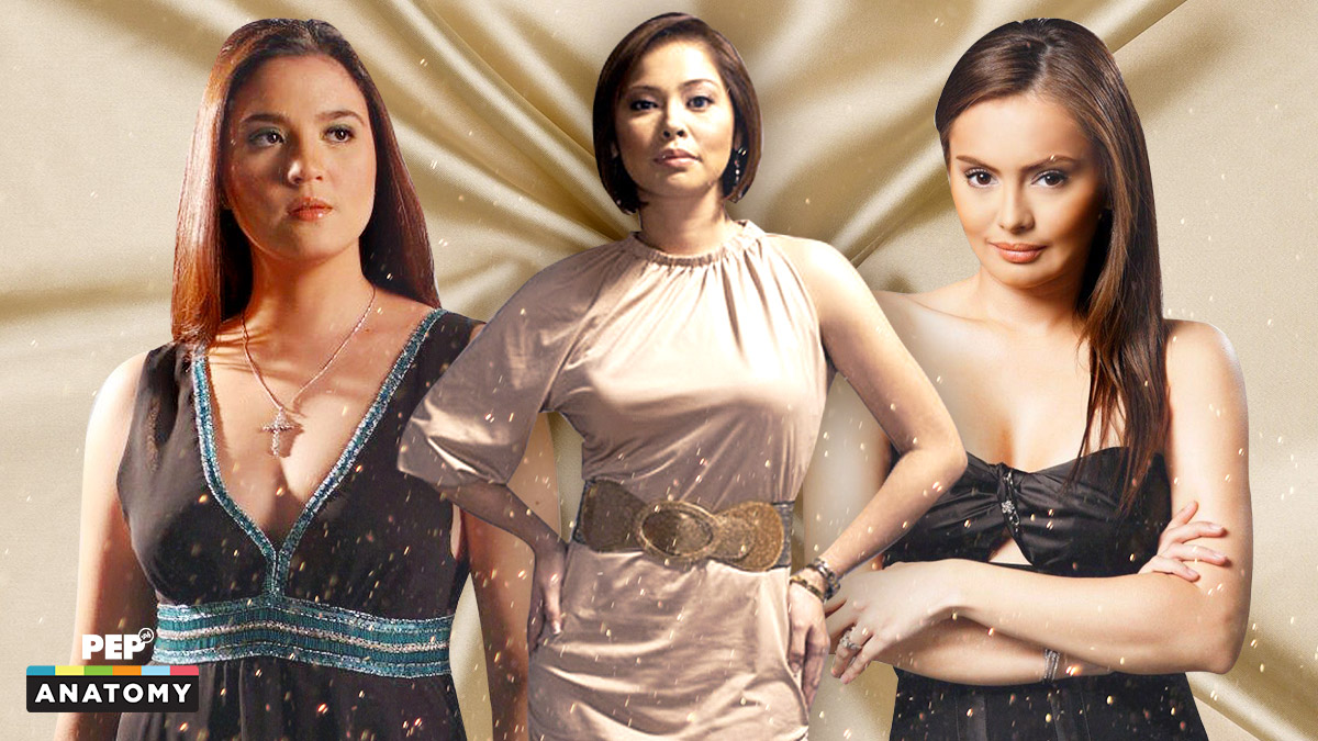 ANATOMY OF A PINOY TELESERYE: GMA-7 actresses open up about dealing with TV ratings